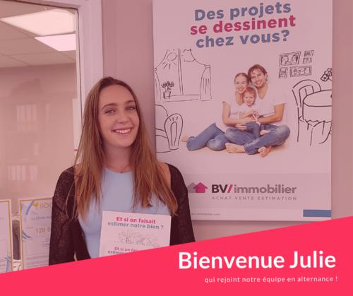 Bienvenue Julie